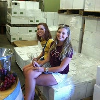 Photo taken at Talty Winery by Melonie H. on 8/16/2012