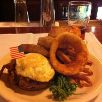 Photo taken at Ted's Montana Grill by Mike L. on 8/30/2012