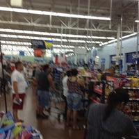 Photo taken at Walmart Supercenter by Cynthia J. on 8/4/2012