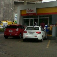 Photo taken at Shell by T-Marq H. on 7/20/2012