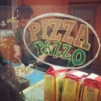 Photo taken at pizza pazzo by Da-eun J. on 3/20/2012