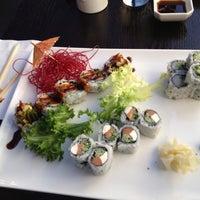 Photo taken at Umami Sushi by Alex C. on 4/6/2012