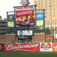 Photo taken at Fifth Third Field by Traci C. on 7/29/2012