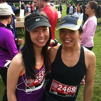 Photo taken at The North Face Endurance Challenge by JuAnne N. on 5/6/2012