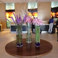 Photo taken at JW Marriott Lobby Lounge by Jenny N. on 5/23/2012