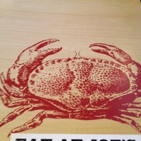 Photo taken at Joe's Crab Shack by Marilyn S. on 6/22/2012