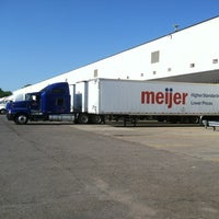Photo taken at Meijer Distribution Center by Al G. on 6/27/2012