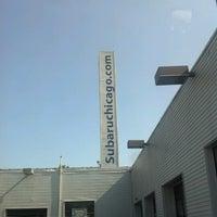 7/10/2012 tarihinde Tim J.ziyaretçi tarafından Mid City Subaru'de çekilen fotoğraf