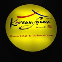 Photo taken at Korean Spoon by Korean Chef by Kwang . on 8/7/2012