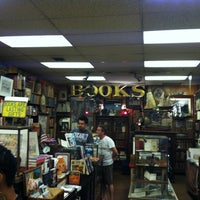 Photo taken at Caravan Bookstore by Seph D. on 7/1/2012