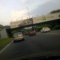 Photo taken at Flyover Jln T.Razak / Datin Halimah by ɹɐnuɐ ıɹzə on 6/27/2012