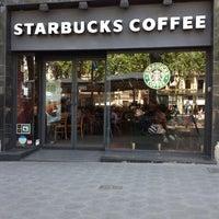 Photo taken at Starbucks by Nemanja I. on 5/15/2012