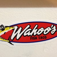 Photo taken at Wahoo's Fish Taco by Carlos L. on 4/6/2012