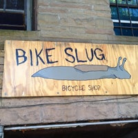 Photo taken at Bike Slug by Gahlord D. on 6/16/2012