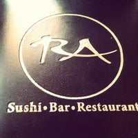 Photo taken at RA Sushi Bar Restaurant by Sean C. on 7/6/2012