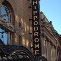 Photo taken at The Hippodrome Theatre at the France-Merrick Performing Arts Center by Christian L. on 8/18/2012