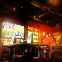Photo taken at BJ's Restaurant and Brewhouse by Adrian F. on 6/5/2012
