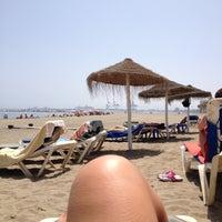 Photo taken at Caleta Playa by A M. on 6/23/2012