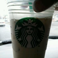 Photo taken at Starbucks by Laura B. on 3/13/2012