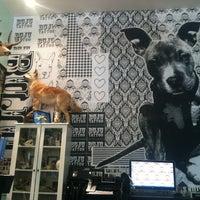 Photo taken at Buju Tattoo by Mick M. on 2/19/2012