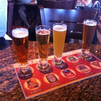 Photo taken at BJ's Restaurant and Brewhouse by Jennifer C. on 6/16/2012