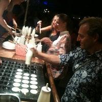 Photo taken at Poffertjespaleis by Susan on 8/16/2012