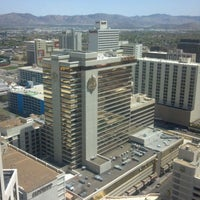 Photo taken at Silver Legacy Resort Casino by James S. on 5/5/2012