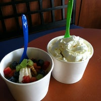 Photo taken at Yogurt Madness by Maria B. on 8/7/2012