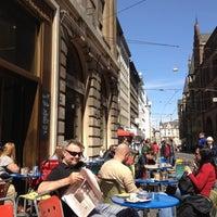 Photo taken at unternehmen mitte by slow coffee crew on 4/26/2012