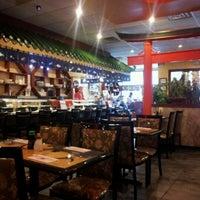 Photo taken at Sumo Japanese Restaurant by Tara B. on 5/18/2012