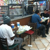 Photo taken at SUBWAY by Reuben M. on 5/10/2012