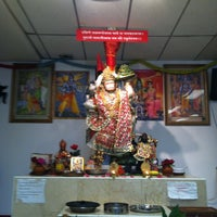 Photo taken at Hanuman Temple by Peace S. on 6/12/2012