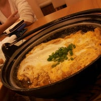 Photo taken at OOTOYA (โอโตยะ) 大戸屋 by Thae P. on 8/22/2012