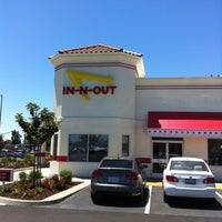 Photo taken at In-N-Out Burger by Jason M. on 6/29/2012