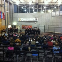 Photo taken at Windsor Secondary School by Sue B. on 3/1/2012