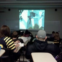 Photo taken at Craig Hall by Jessica Y. on 3/1/2012