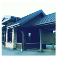 Photo taken at Amtrak - Connellsville Station (COV) by Antoinette W. on 4/25/2012