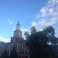 Photo taken at Howard University by Danielle R. on 5/21/2012