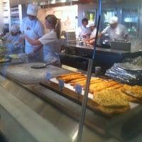 Photo taken at Piada Italian Street Food by Mason M. on 5/13/2012