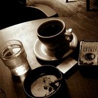 Photo taken at Café de Copain by 李月 王. on 5/24/2012