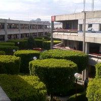 Photo taken at Universidad Iberoamericana Puebla by Enrique V. on 8/14/2012