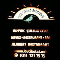 Photo taken at Ağva Club Grand Becassiér by Aslı K. on 8/10/2012