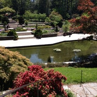 Photo taken at Sarah P. Duke Gardens by Alex X. on 4/6/2012