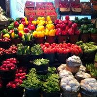 Photo taken at Dallas Farmers Market by Chris Irwin D. on 4/9/2012