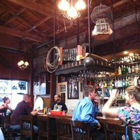 Photo taken at The Old Wagon Saloon & Grill by Adam on 7/25/2012