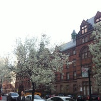 Photo taken at Columbia University School of Social Work by Hui S. on 3/27/2012