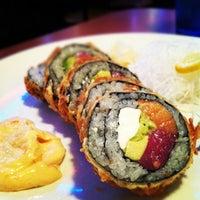 Photo taken at Ru San's Japanese Sushi & Cuisine by Matt B. on 5/9/2012