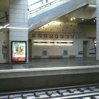 Photo taken at Metro Pontinha [AZ] by Antonio R. on 7/9/2012