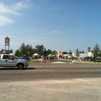 Photo taken at Palatka Riverfront by Jackie D. on 5/26/2012