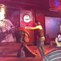Photo taken at City Limits Saloon by Kareena N. on 3/29/2012